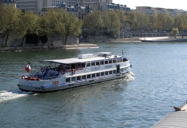 Croisière en Seine