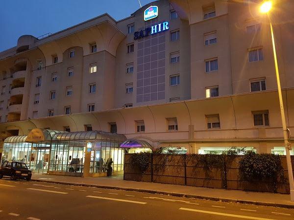 Best Western Hôtel Saphir Lyon