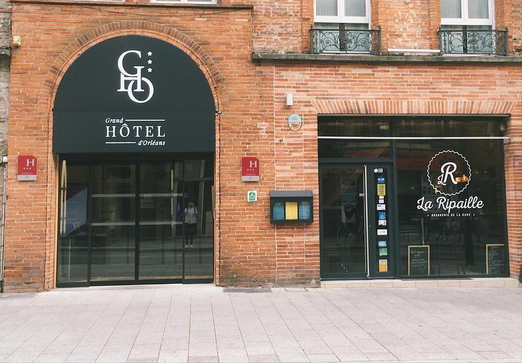 Grand Hôtel d´Orléans