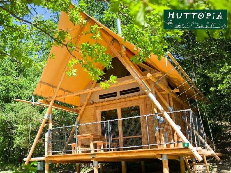 Huttopia Rambouillet