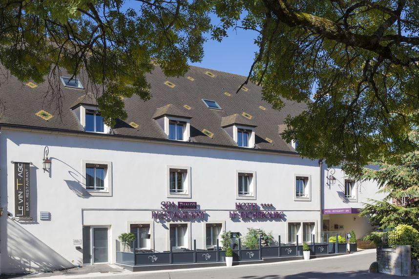 Hôtel Le Richebourg