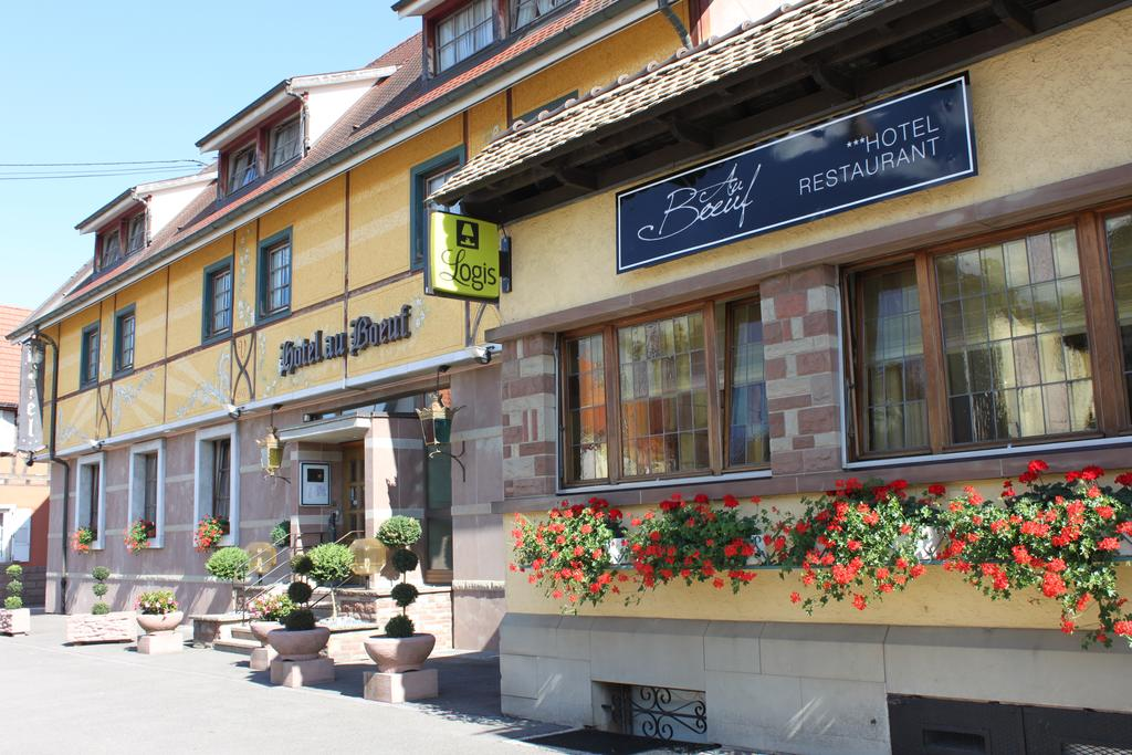 Hôtel au Bœuf