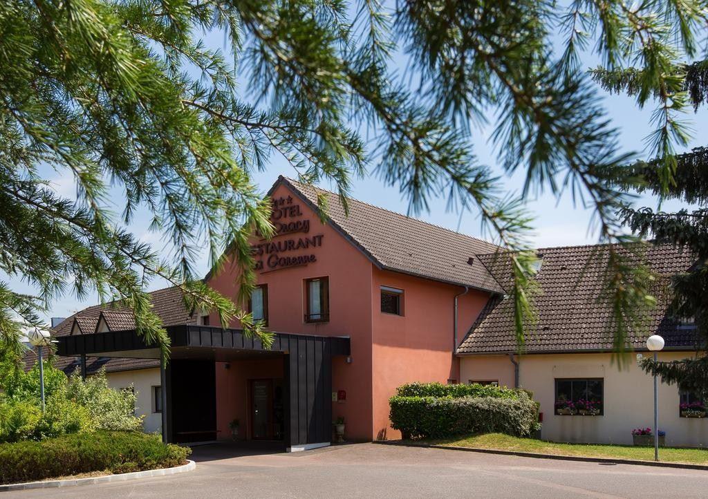 Hôtel le Dracy