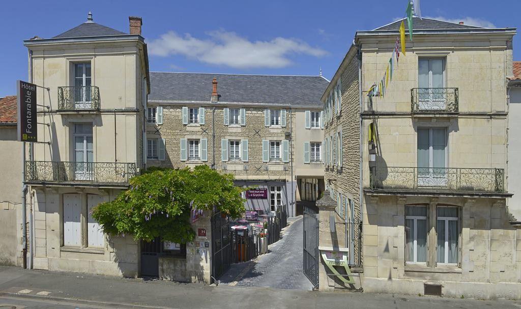 Hôtel le Fontarabie