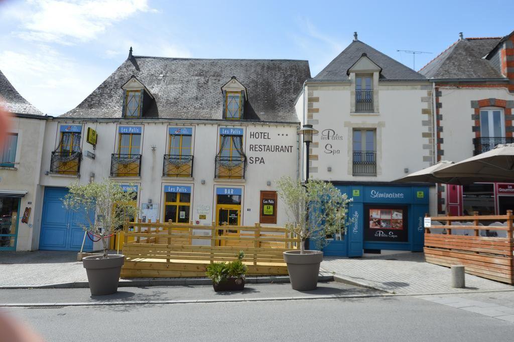 Hôtel & Spa les Palis