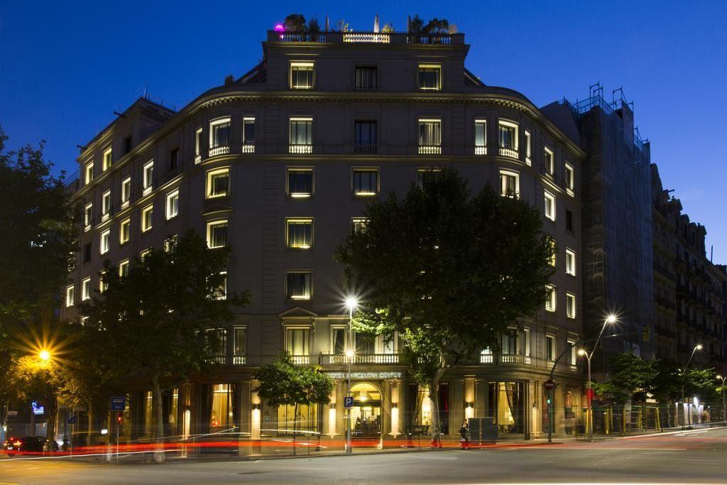 Barcelona Center Hotel