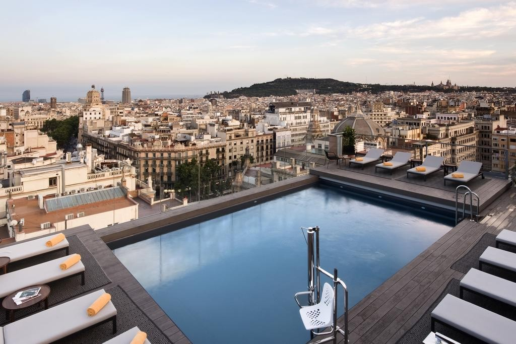 NH Collection Barcelona Gran Hotel Calderón