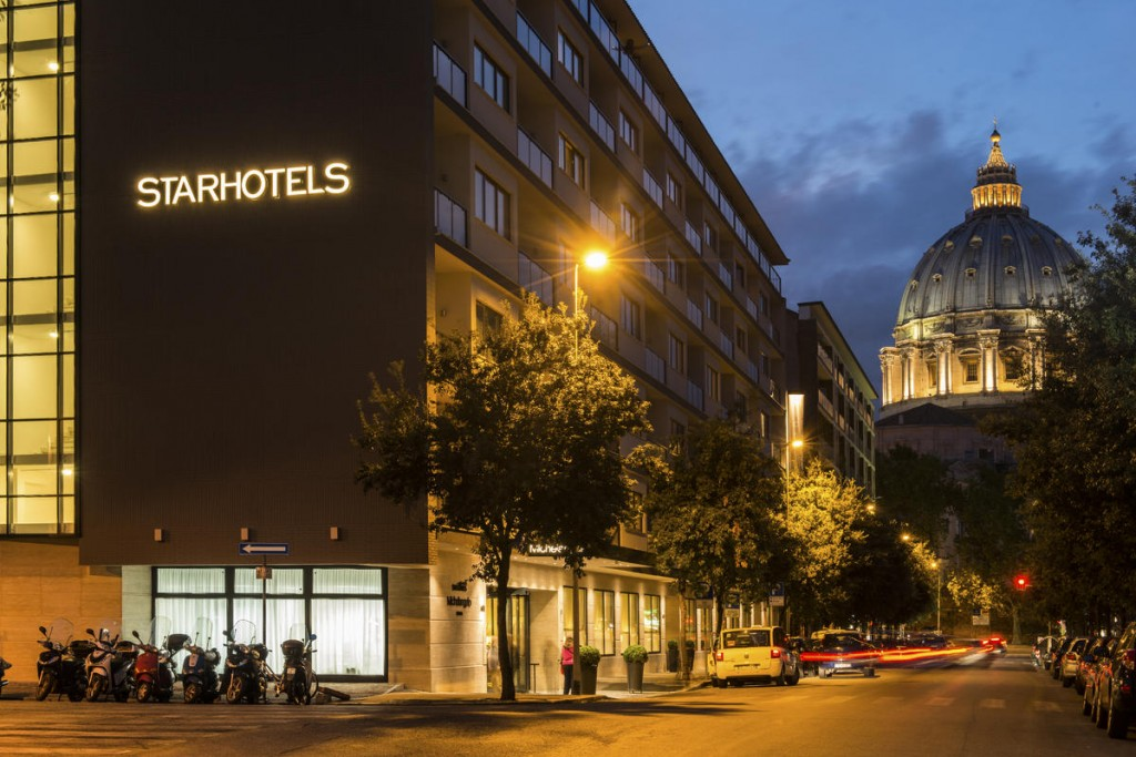 Starhotels Michelangelo Roma