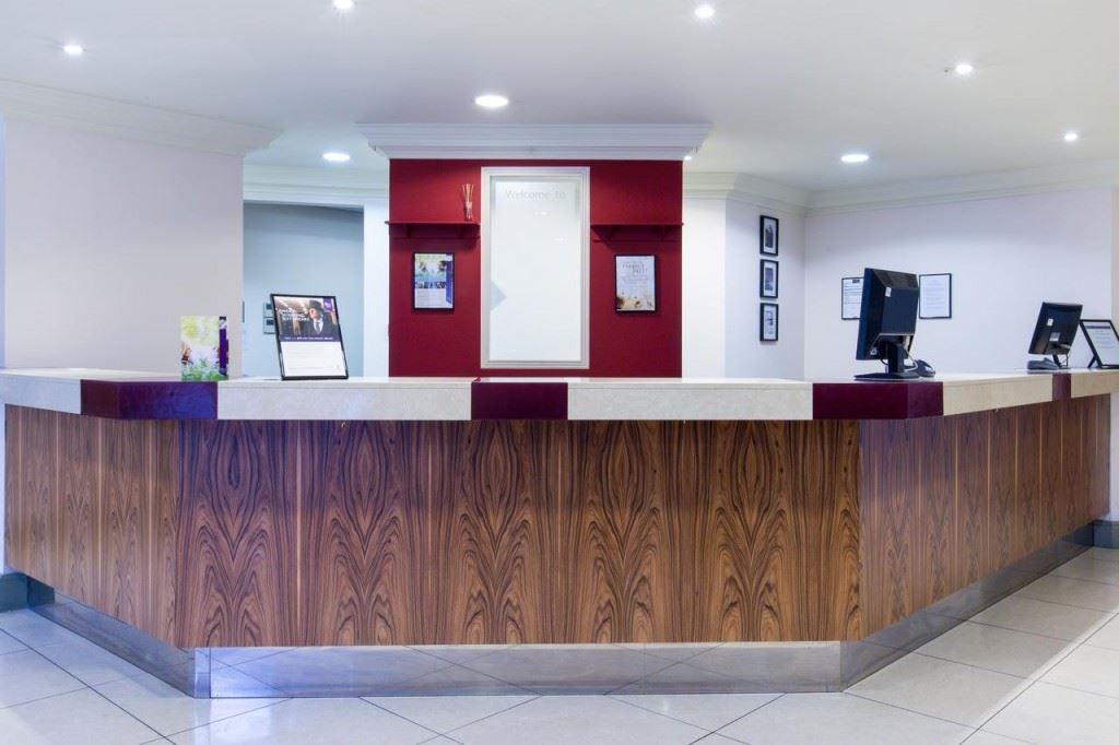 DoubleTree by Hilton Cambridge Belfry