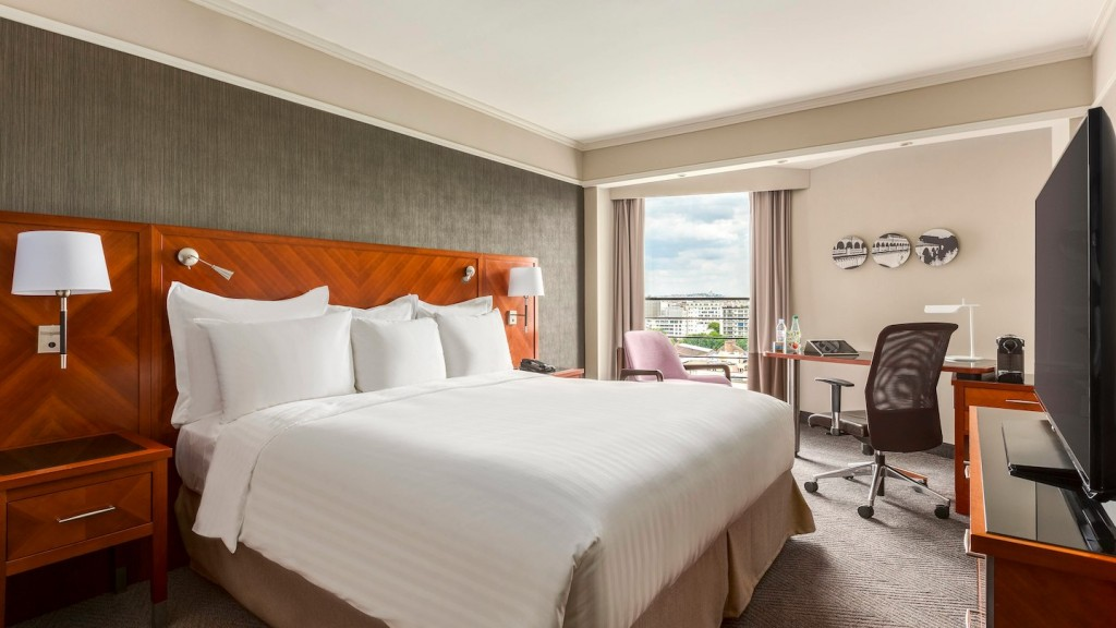 Paris Marriott Rive Gauche