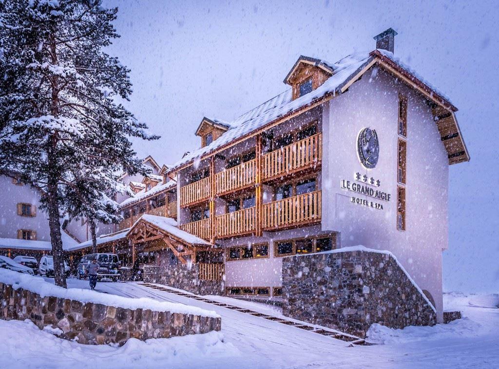 Le Grand Aigle Hôtel & Spa