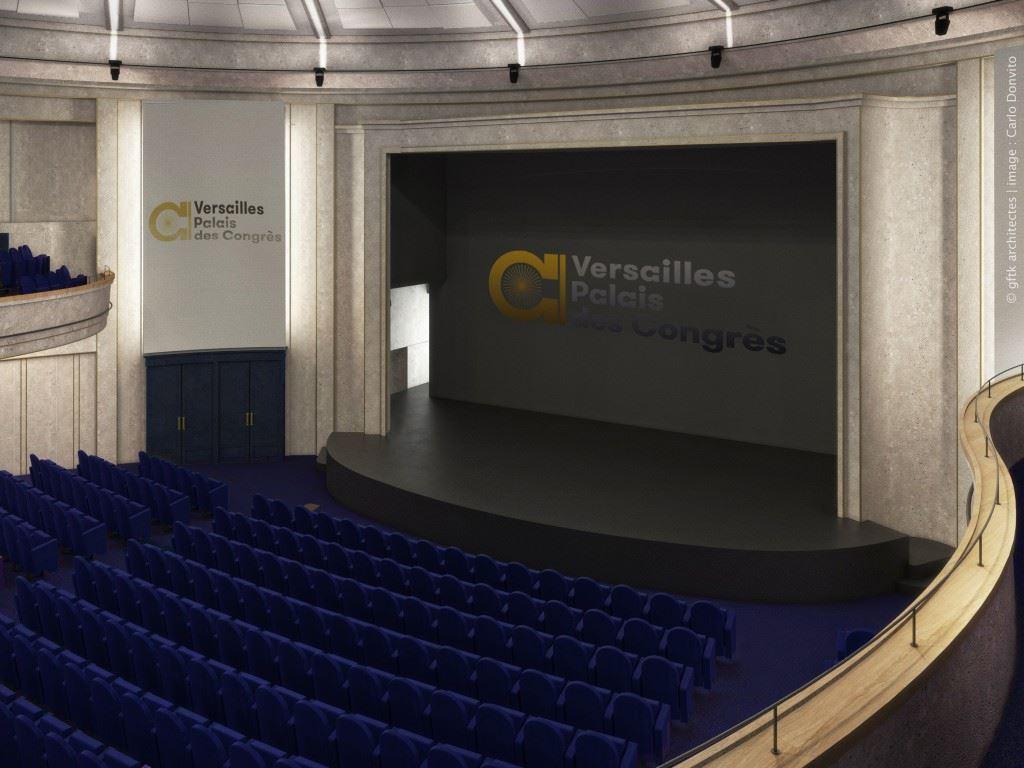 Palais des Congrès de Versailles