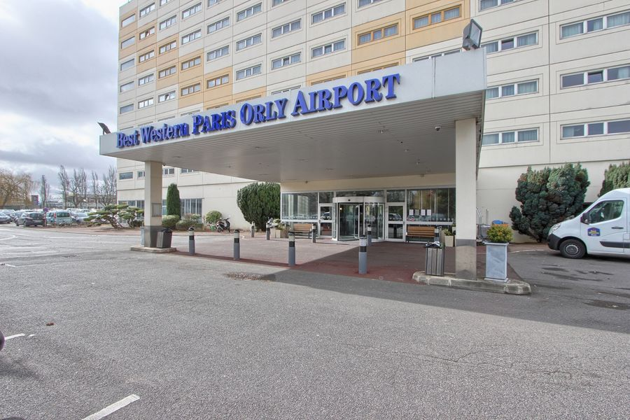 Best Western Plus Paris Orly Airport