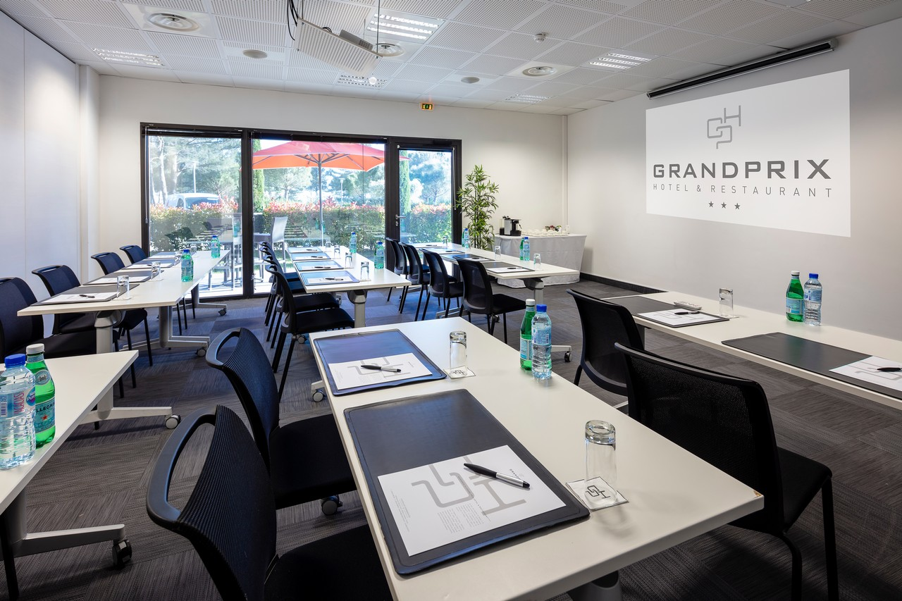 Grand Prix Hôtel & Restaurant