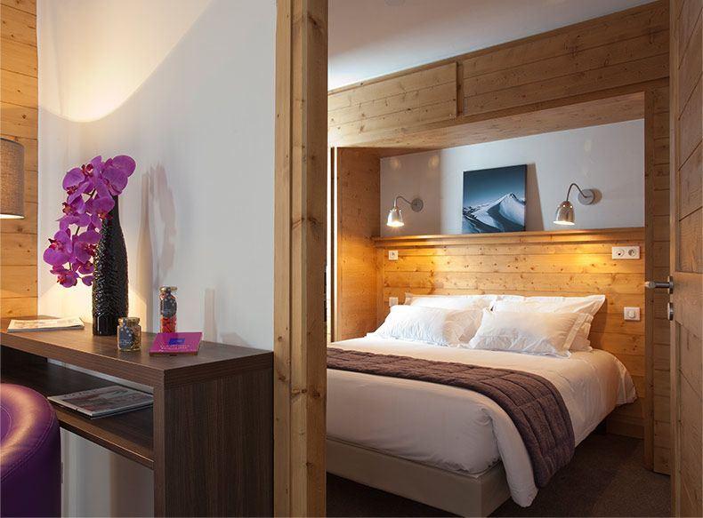 Chalet du Mont Vallon Spa Resort