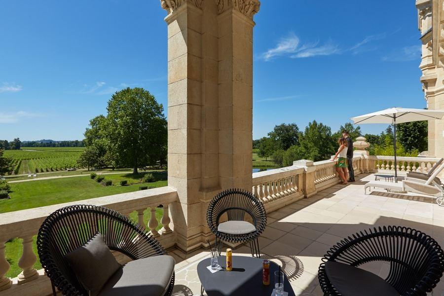 Château Hôtel Spa Grand Barrail