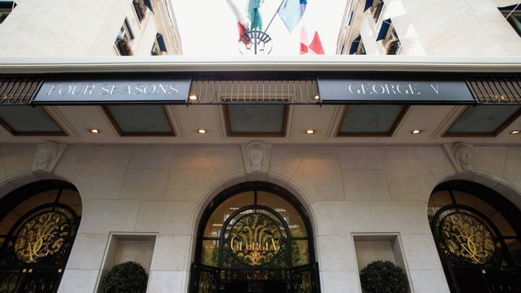Four Seasons Hôtel George V Paris