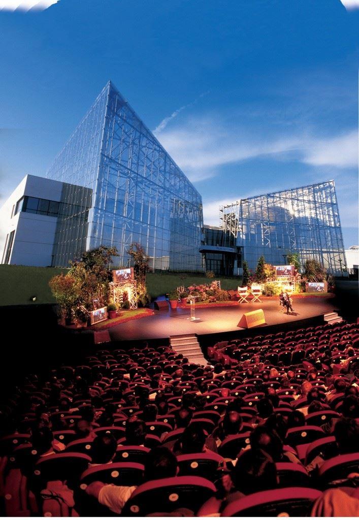 Palais des Congrès du Futuroscope