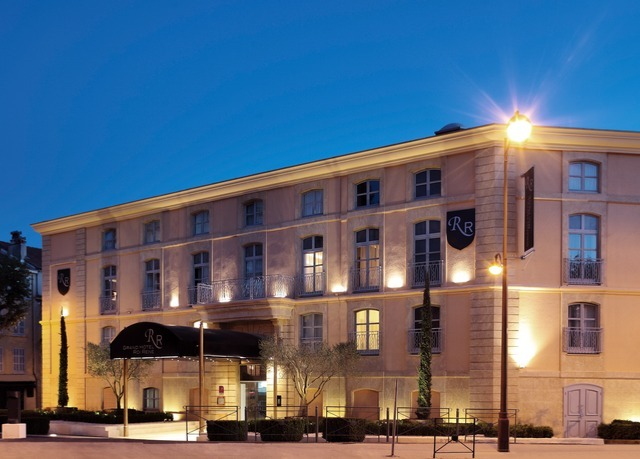 Grand Hôtel Roi René Aix-en-Provence Centre-MGallery