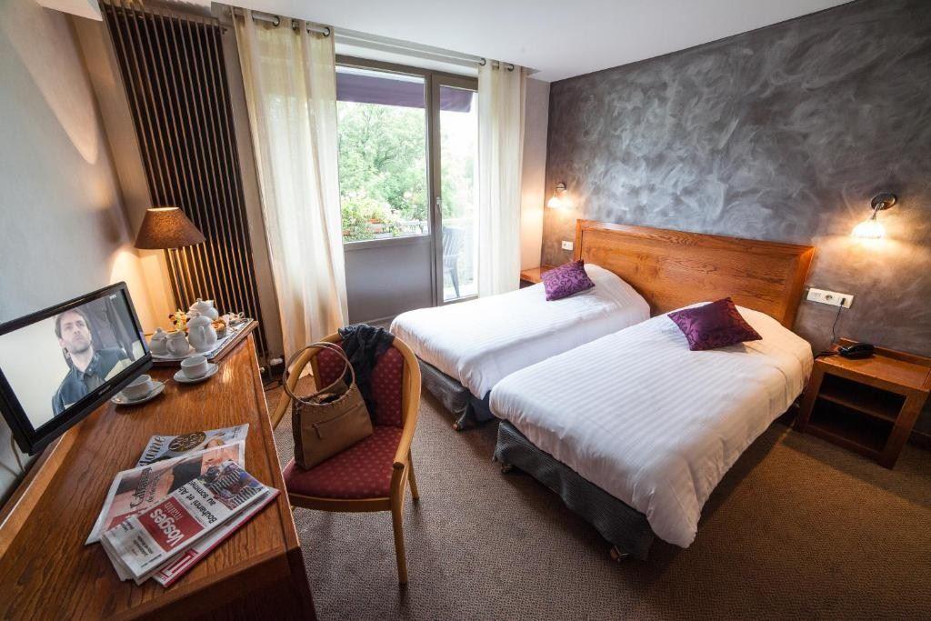 Hôtel Beau Rivage Gérardmer