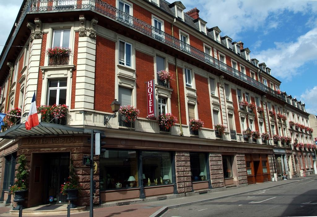 Hôtel Bristol Mulhouse