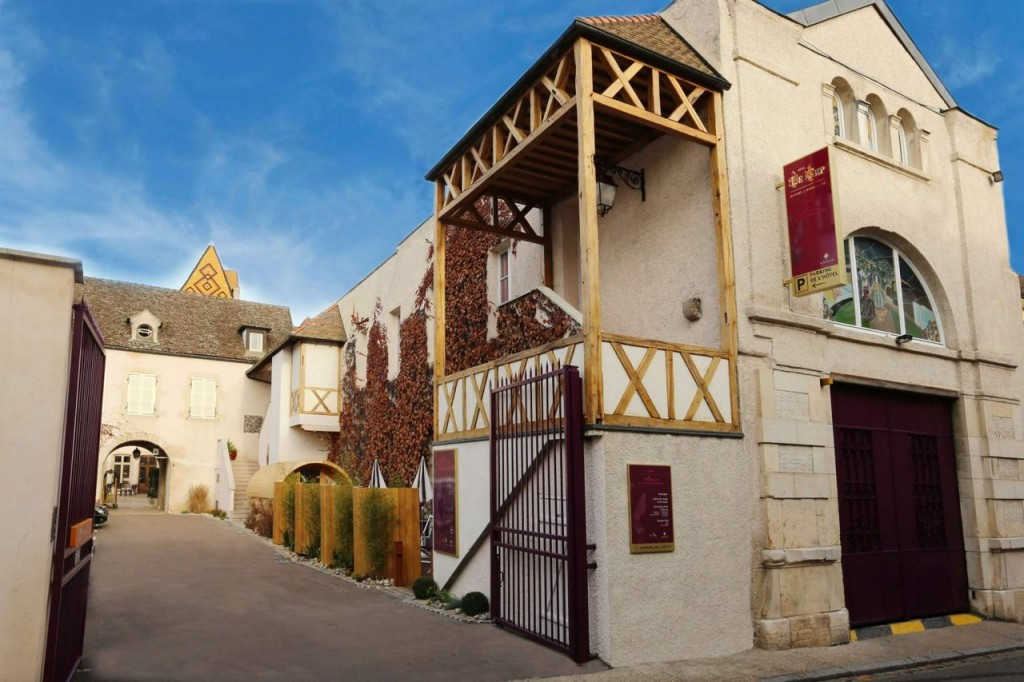 Hôtel Le Cep & SPA Marie de Bourgogne