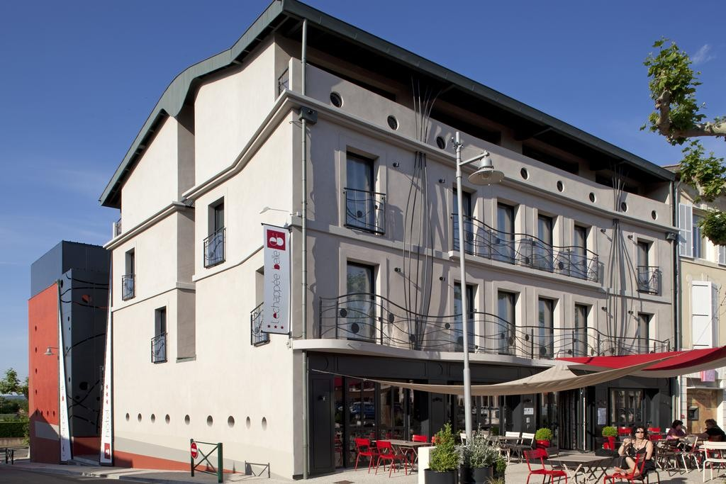 Hôtel Restaurant L'Echapée Belle
