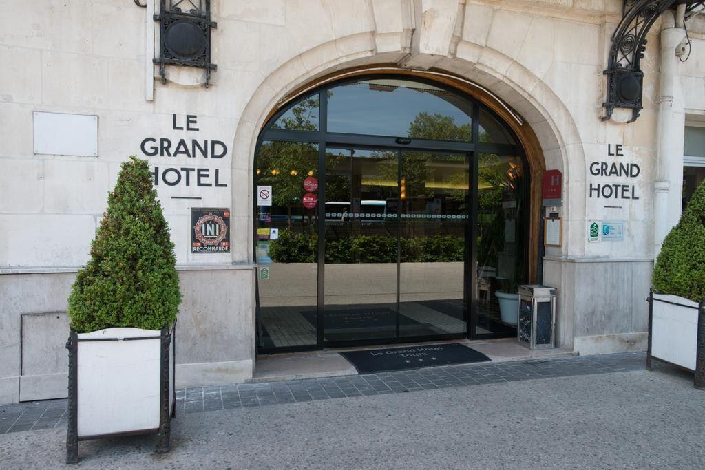 Le Grand Hôtel Tours