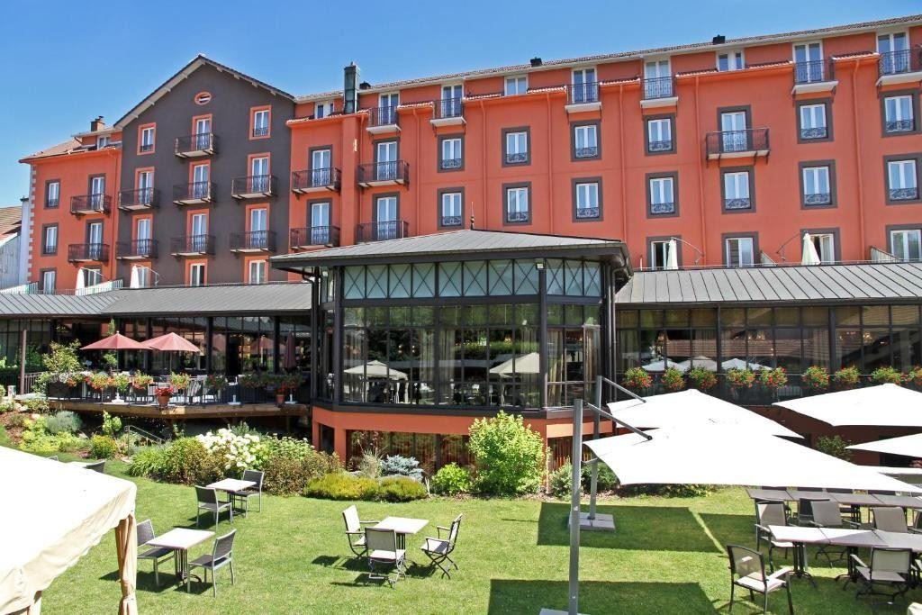 Le Grand Hôtel & Spa