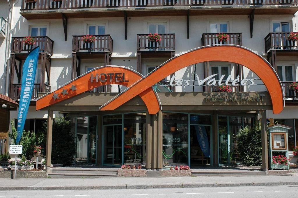 Hôtel et Résidence Les Vallées