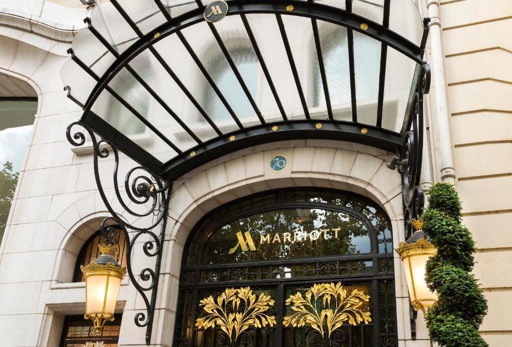 Marriott Champs Élysées