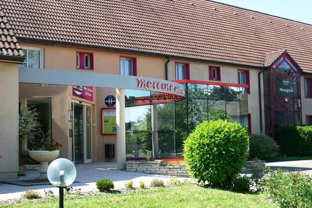 Mercure Luxeuil-les-Bains