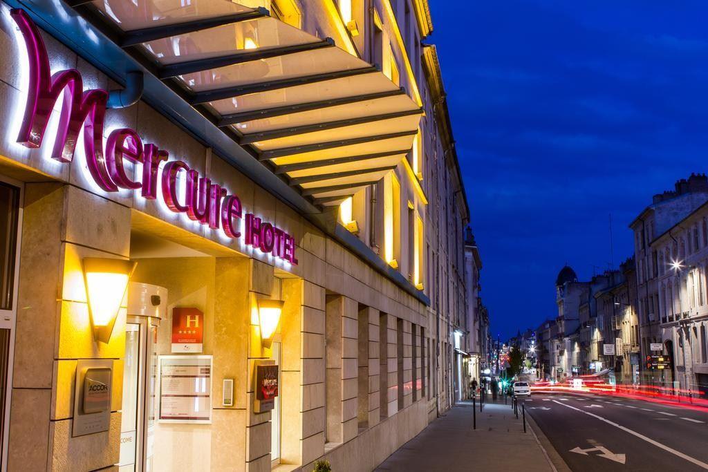 Mercure Nancy Centre Place Stanislas