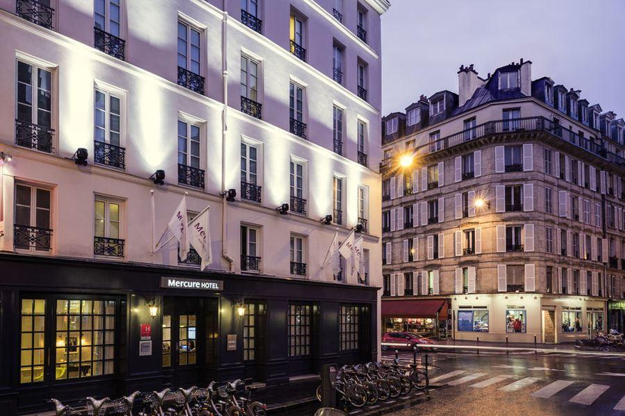 Mercure Paris Notre-Dame Saint-Germain-des-Pré