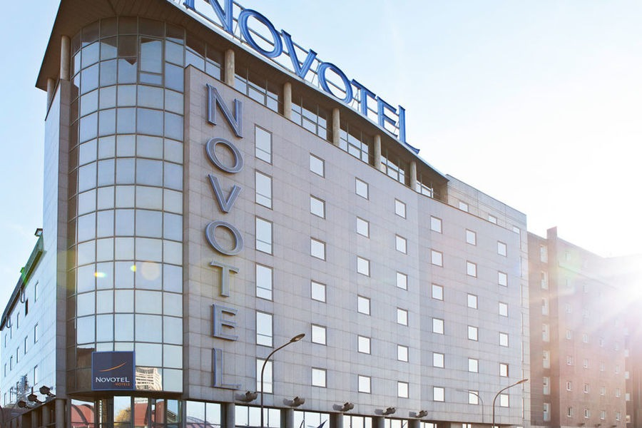 Novotel Paris 13 Porte d'Italie