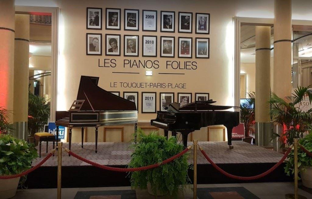 Palais des Congrès du Touquet - Palais de l'Europe