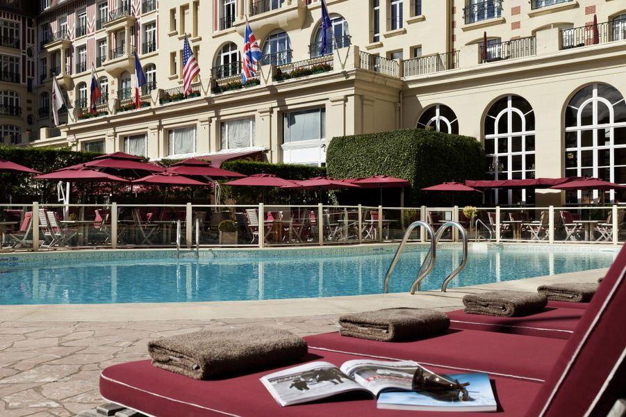 Le Royal Hôtel Barrière Deauville
