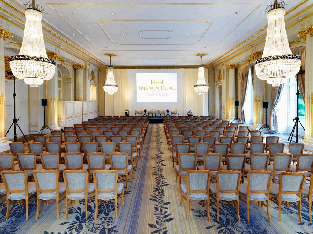 Waldorf Astoria Trianon Palace Versailles - 1Lieu1Salle - séminaire Yvelines 78000 Versailles