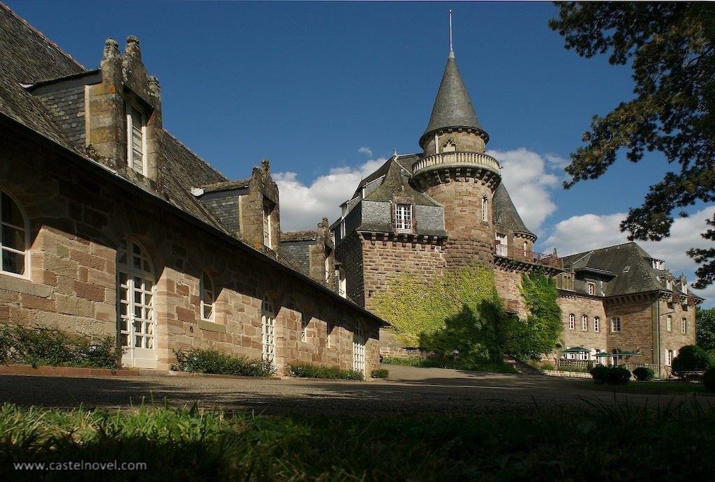 Château de Castel Novel