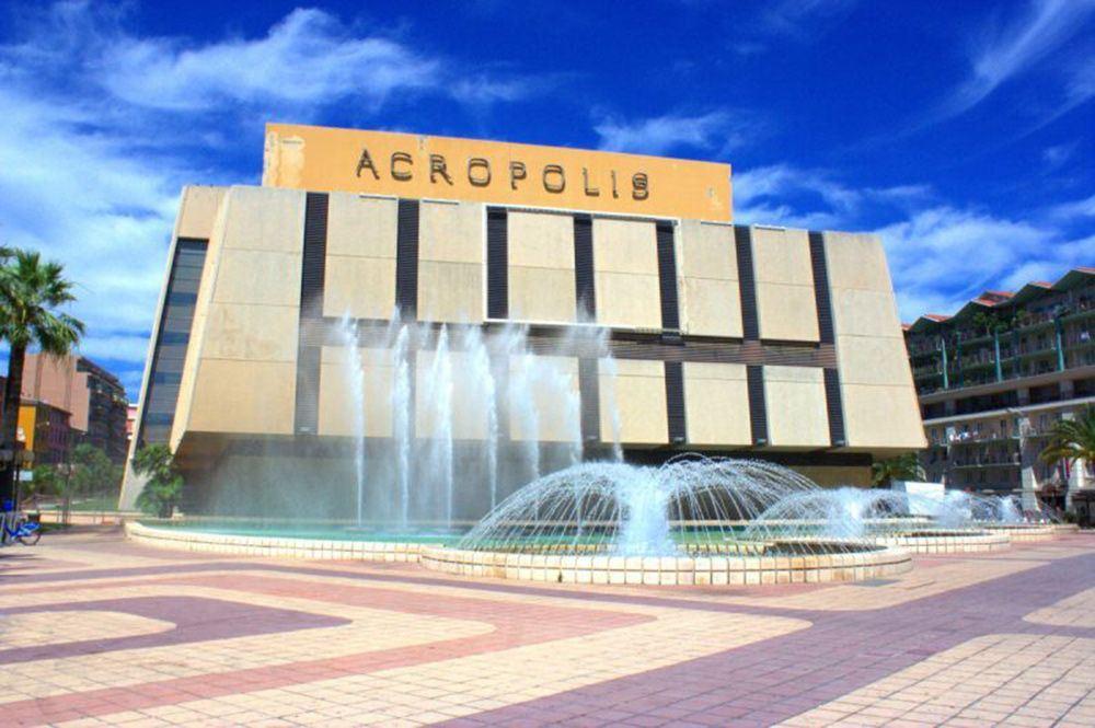 Palais des Congrès et des Expositions Nice Acropolis