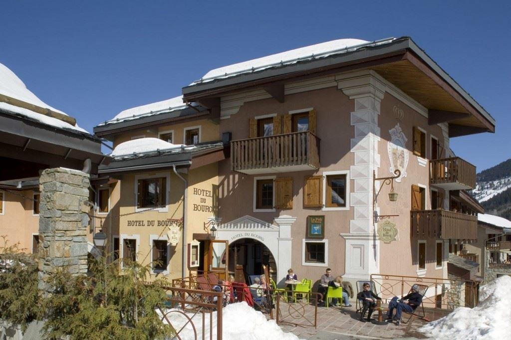 Hôtel du Bourg Valmorel