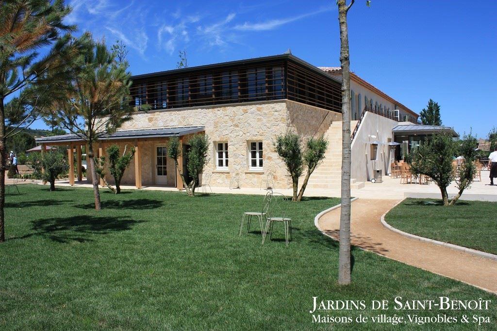 Les Jardins de Saint Benoît