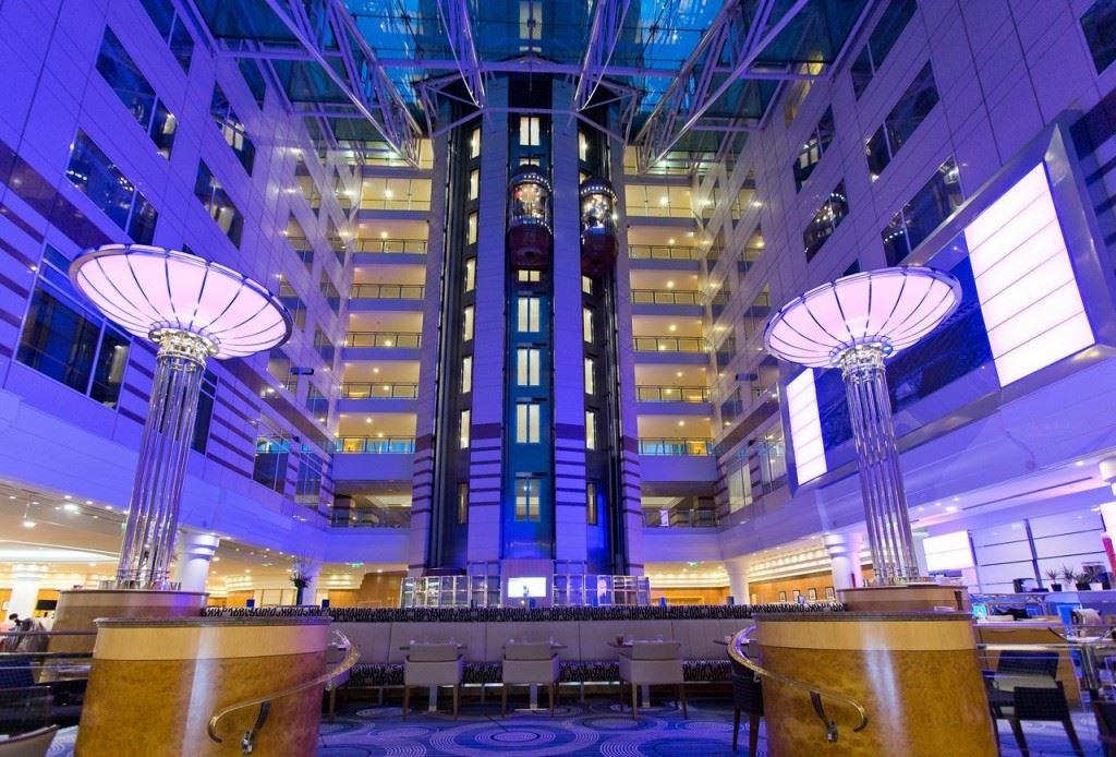 Hilton Paris Charles de Gaulle Airport