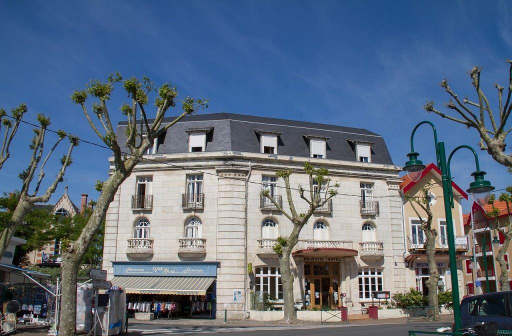 Hôtel Majestic Châtelaillon-Plage