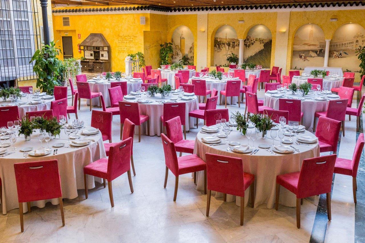 Taberna del Alabardero Sevilla