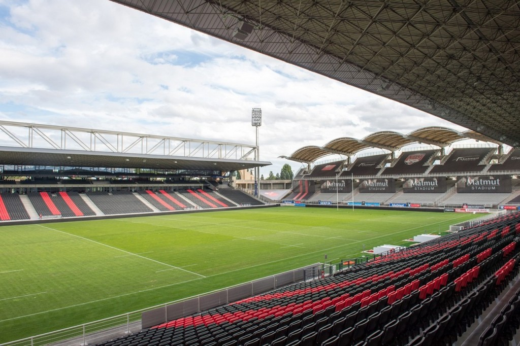 Matmut Stadium Lyon Gerland