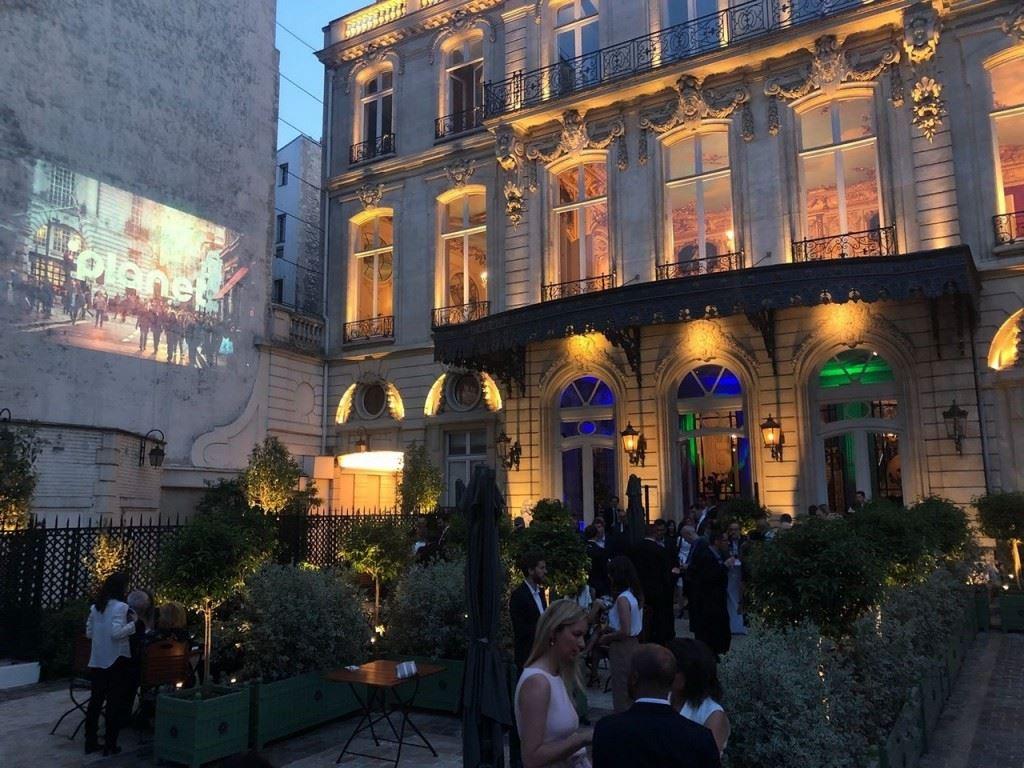 Salons France-Amériques – Hôtel le Marois