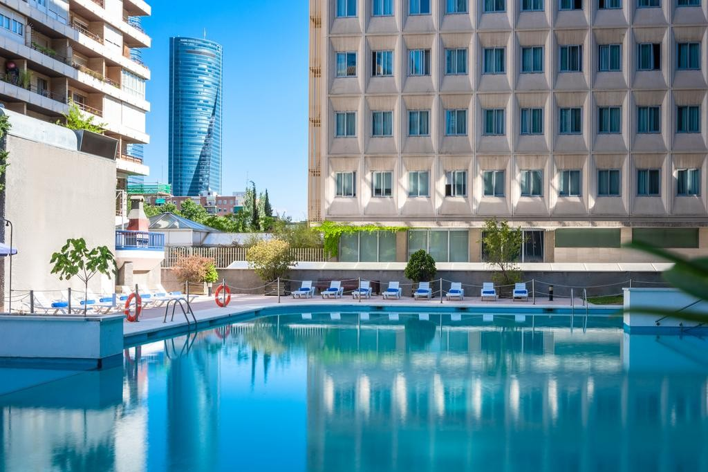 Hotel Madrid Chamartín