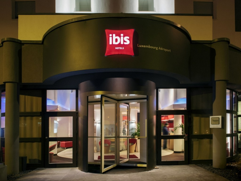 Ibis Luxembourg Aéroport