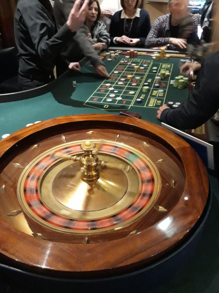 Hôtel du Parc – Casino Partouche